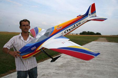 1er vol de l'Oxalyx évolution TS COMPOSITE,