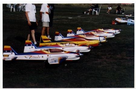 1997 a 1998 L'escadrille des Tornado. 70 photos sur 2 page